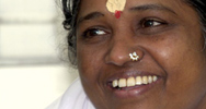 Independence Day Hugs: As Kindred Spirits with Amma